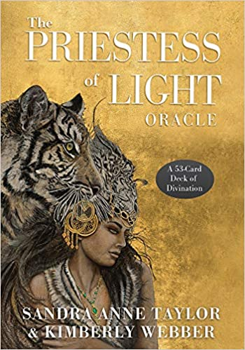 The Priestess of the Light Oracles